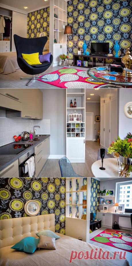 The London apartment in Krasnogorsk