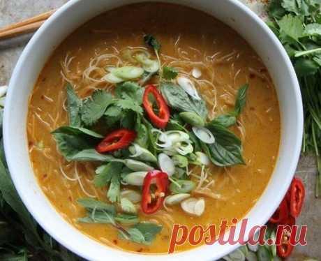 10 постных блюд, приготовленных по мотивам азиатских рецептов