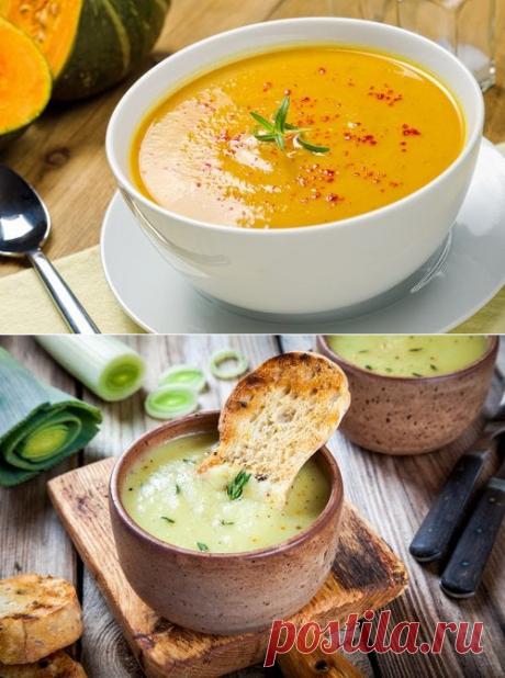 Жиросжигающий суп: худеем вкусно и эффективно!