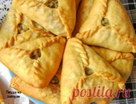 Был в гостях у татарских друзей и попробовал самые вкусные ЭЧПОЧМАКи (делюсь их рецептом) | Пицца на завтрак | Яндекс Дзен