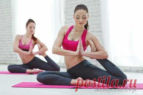 5 видов йоги для хорошего самочувствия