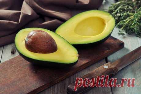 Рецепты приготовления авокадо для похудения
