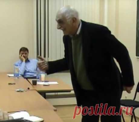 Видео-цитаты Видео-Цитаты А. Пятигорского из фильмов, выступлений, лекций