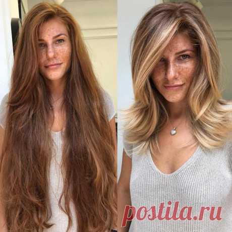 До и после: 12 крутых преображений в пользу коротких стрижек Длинные волосы – это действительно очень красиво и женственно. За такой длиной необходим тщательный и постоянный уход. Чтобы жизнь стала проще, а также это позволило получить стильный и красивый образ...