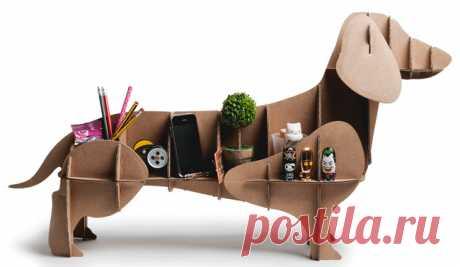 Мебель из картона - но как?