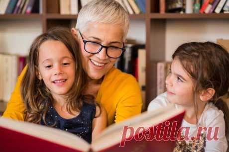 Божий одуванчик или лучшая подружка: какой вы будете бабушкой— тест | PARENTS