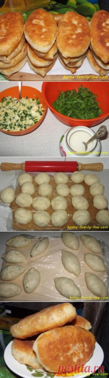 Тесто на пирожки/Сайт с пошаговыми рецептами с фото для тех кто любит готовить