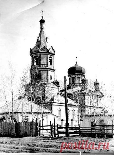 Церкви Рубцовска. Сто лет спустя   Вести из Алтайской глубинки   Яндекс Дзен