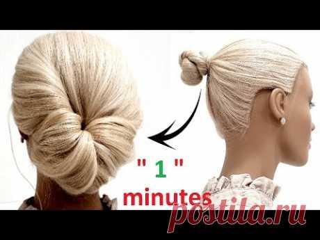 5 САМЫХ БЫСТРЫХ ПУЧКОВ на РЕДКИЕ и ТОНКИЕ ВОЛОСЫ. 5 FASTEST Bunches for RARE and THIN HAIR.