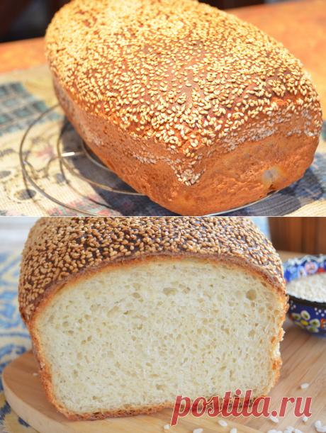 Рисовый хлеб на кокосовом молоке с кунжутом. Кулинар.ру – более 100 000 рецептов с фотографиями. Форум.