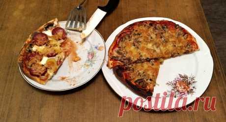 А теперь собственно пицца: snake_elena
