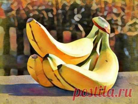 Как полезнее всего есть бананы: 7 правил, которые важно знать | Здоровый Дух | Яндекс Дзен