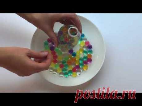 Water Beads Stress Ball