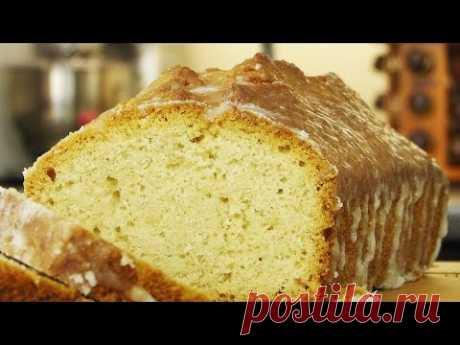 Домашний кекс видео рецепт