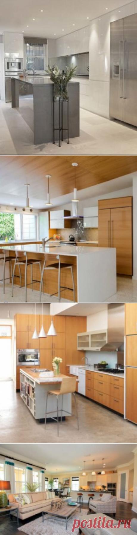 Дизайн интерьера кухни. Современные тенденции — Журнал по дизайну и культуре