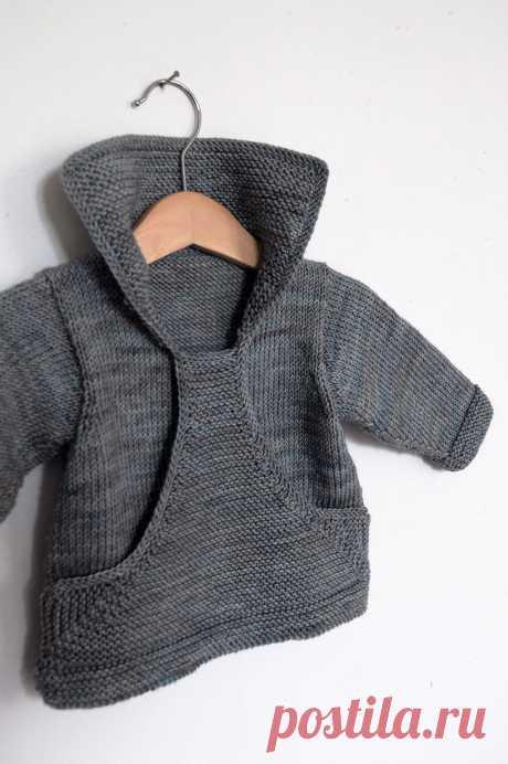 Ravelry: Pull Gaspard pattern by Christine Rouvillé