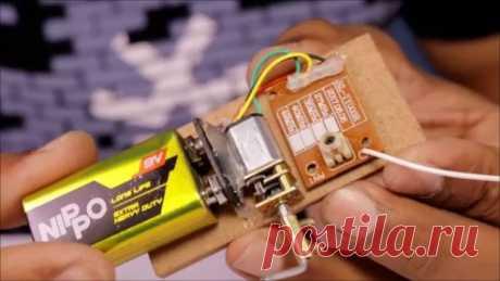 Как сделать дистанционное управление светом своими руками — ОчУмелые ручки