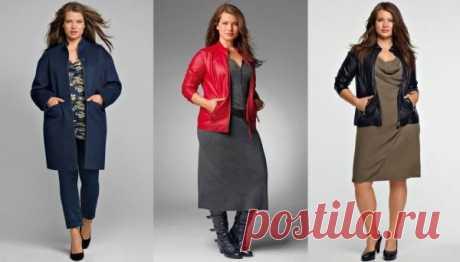 Как правильно носить одежду овер-сайз полным женщинам