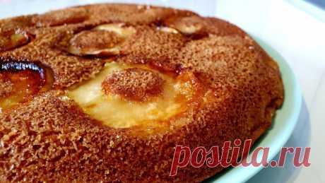 Нужно всего 1 яблоко и 1 яйцо / бесподобный пирог без духовки – пошаговый рецепт с фотографиями