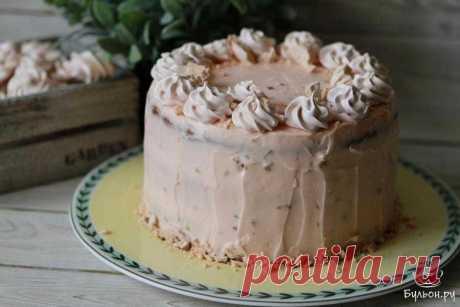 Фруктовий торт з крем-сиром : Ням ням за 5 хвилин