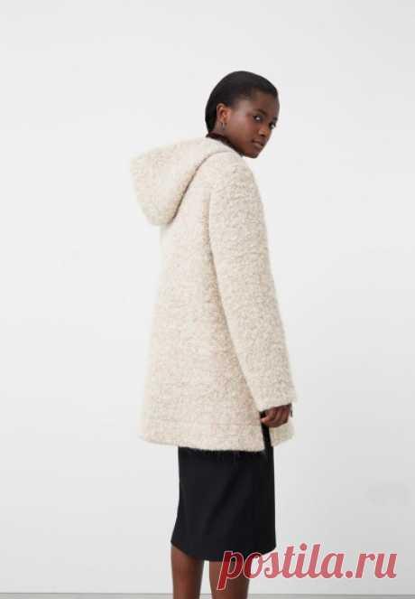 Пальто Mango - RIZADO купить за 11 999руб MA002EWMPY31 в интернет-магазине Lamoda.ru