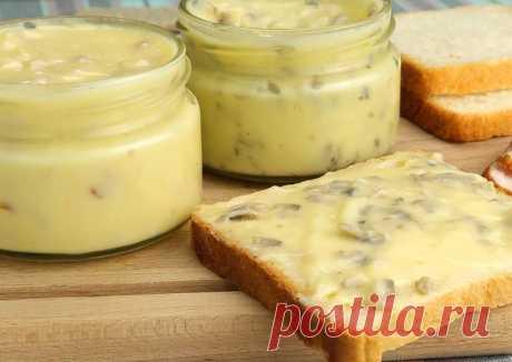 Плавленый сыр из творога с беконом и грибами за 20 минут - пошаговый рецепт с фото. Автор рецепта CaDenFood . - Cookpad