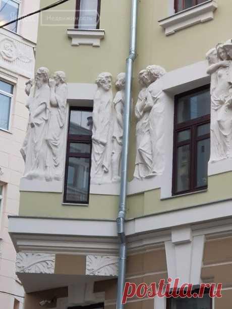Снять комнату в 3-комнатной квартире 15м² по адресу Москва, Плотников переулок, 4/5 по цене 19 000 руб. в месяц на сайте 89855461616/89295377786/89152224622