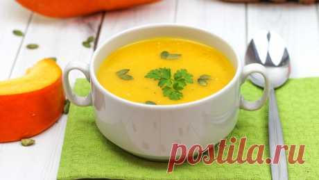 Тыквенный суп-пюре: калорийность, польза для похудения. ПП, диетический тыквенный суп-пюре: рецепты приготовления с фото