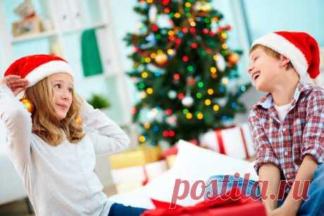 14 ИНТЕРЕСНЫХ и смешных конкурсов на новый год 2019 для детей дома | Семья и мама