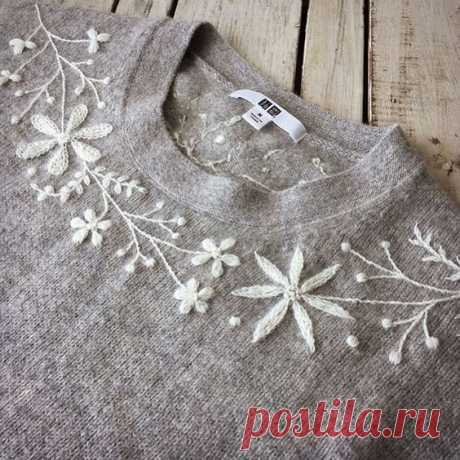 7 Inspiring Ideas For Beading And Embroidery – Dream. Cut. Sew
