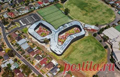 Средняя школа в Австралии