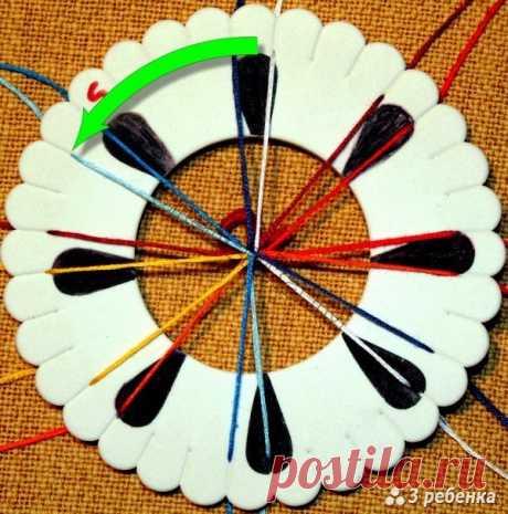 Техника Кумихимо: базовые схемы плетения и видео-уроки для начинающих