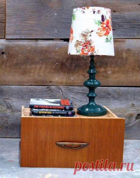 8 идей оригинальных винтажных ламп Когда вам захочется теплого лампового уюта в своей спальне или гостиной — вспомните про эти идеи.Пара часов работы и уникальная лампа ваша. НАЧНЕМ С ПРОСТОГО: ПЕРЕТЯЖКИ СТАРОГО АБАЖУРА. Вам потребуют...