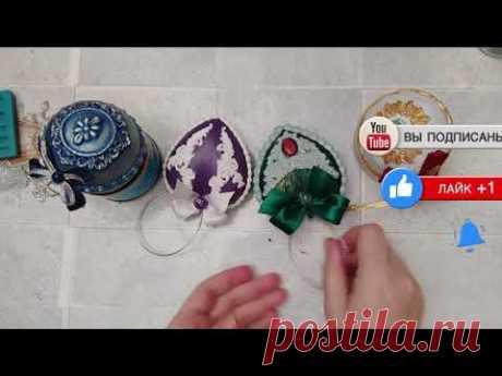 Четвертая игрушка из комплекта, зеленое сердце хозяйки Медной горы.