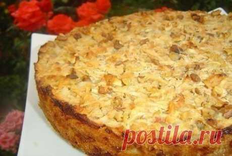 Как приготовить яблочный пирог болгарский рецепт. - рецепт, ингредиенты и фотографии