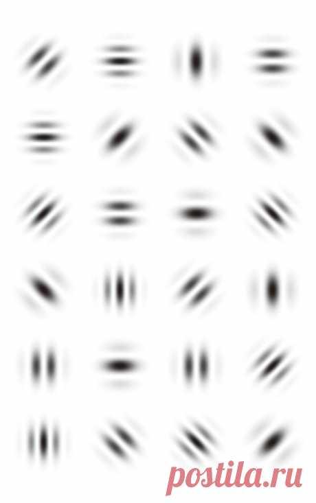 Пятна Габора - японский метод улучшения зрения всего за 3 минуты в день | ALGAL | Яндекс Дзен