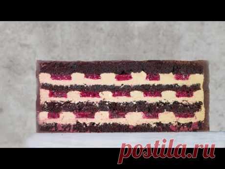 ДОМАШНИЙ ТОРТ ТАЕТ ВО РТУ. Торт УДИВИЛ ГОСТЕЙ. Рецепт ШОКОЛАДНОГО торта с простым бисквитом + крем
