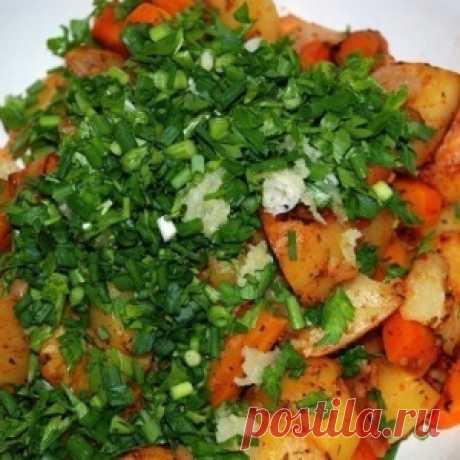 Las patatas en la manga - MirTesen