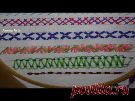 Hand Embroidery byAmmaArts