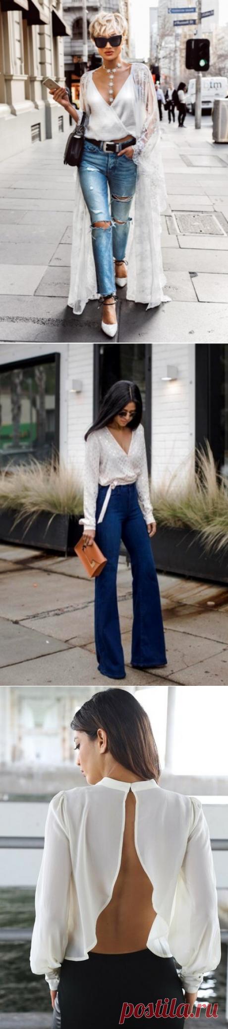Незабываемо и интригующе - лучшие вечерние образы с джинсами | Ваш модный гуру | Яндекс Дзен