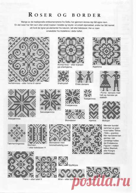 Slavic patterns for knitting by scheme spokes: 14 thousand images are found in Yandex. Pictures