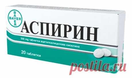 Всего 3 таблетки аспирина и волосы стали блестящими и густыми.