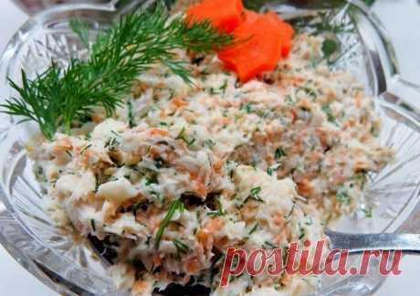 Я и подумать не могла, что из дешевой вареной рыбы можно приготовить вкуснейший салат. Рассказываю | Кулинарный техникум | Яндекс Дзен