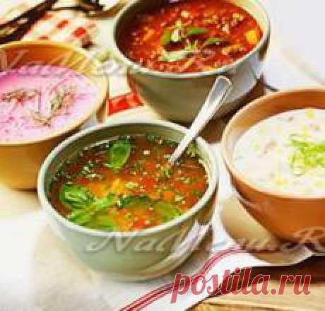 Домашние супы на каждый день - Почта Mail.Ru