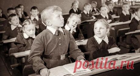 А было ли образование в СССР лучшим? Судя по итогам-нет