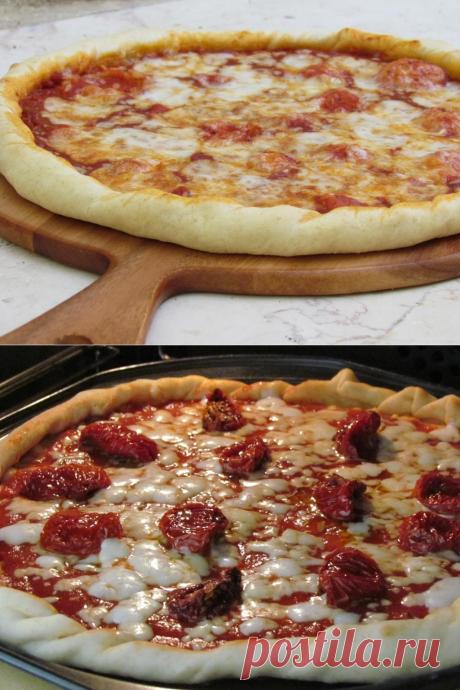 Нео-неаполитанская классическая пицца - unseens — ЖЖ