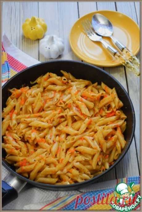 """Ароматные&quot macaroni; - culinary recipe"