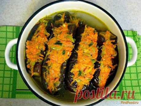 Баклажаны квашеные фаршированные рецепт с фото