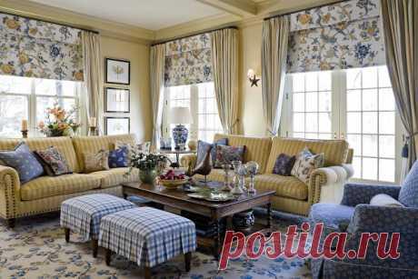 Украшение дома текстилем — Квартирный вопрос