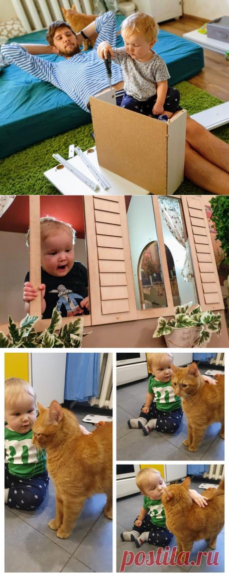 5 идей досуга с ребенком. Без подготовки, необычно, быстро, полезно, интересно!